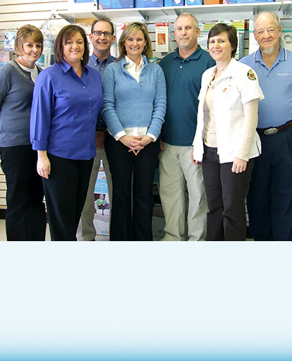 Peak Medical's Team of caring professionals is here to serve you.